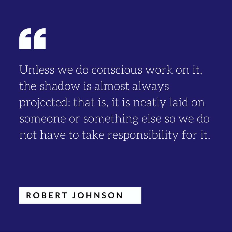 shadow work robert johnson