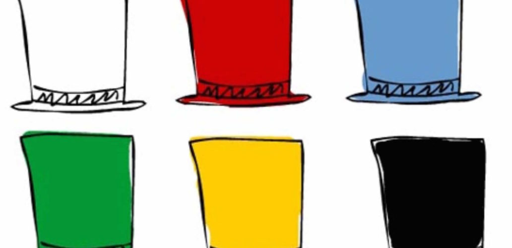 Use The Six Thinking Hats To Improveinstorming And Collaboration