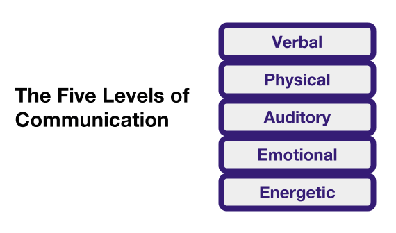 Five Levels of Communication