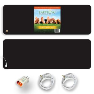 earthing universal mat - grounding at desk
