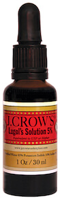 best energy supplement iodine