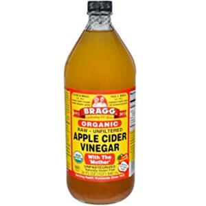 apple cider vinegar pineal gland supplement