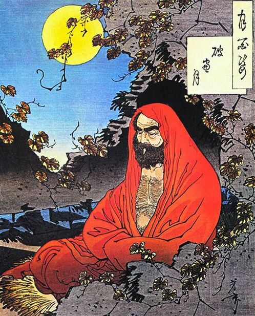 bodhidharma meditation guidance