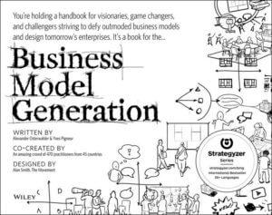 best marketing books business model generation