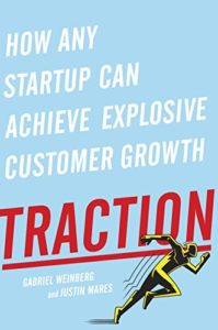 best marketing book traction