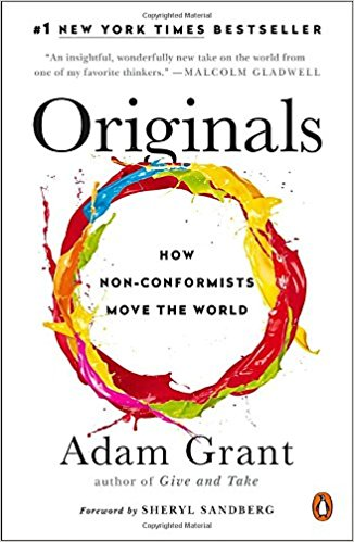 best business book originals