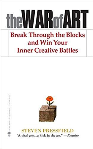 best business book war of art