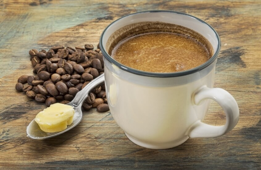 bulletproof butter coffee recipe
