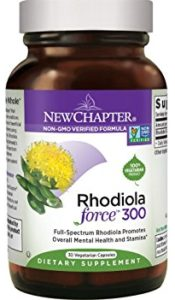 rhodiola best energy supplement