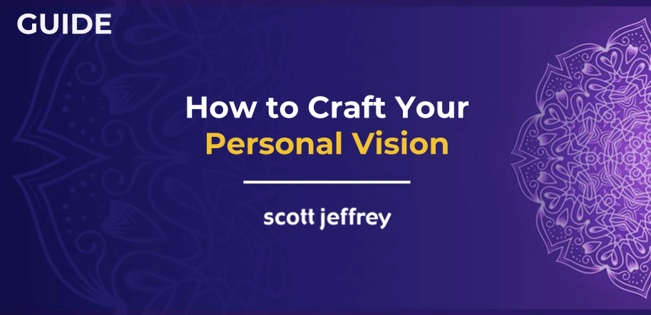 personal vision statement  a step
