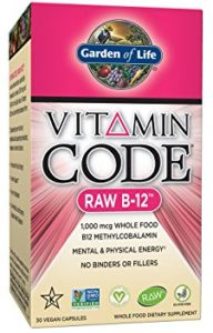 b12 energy supplement