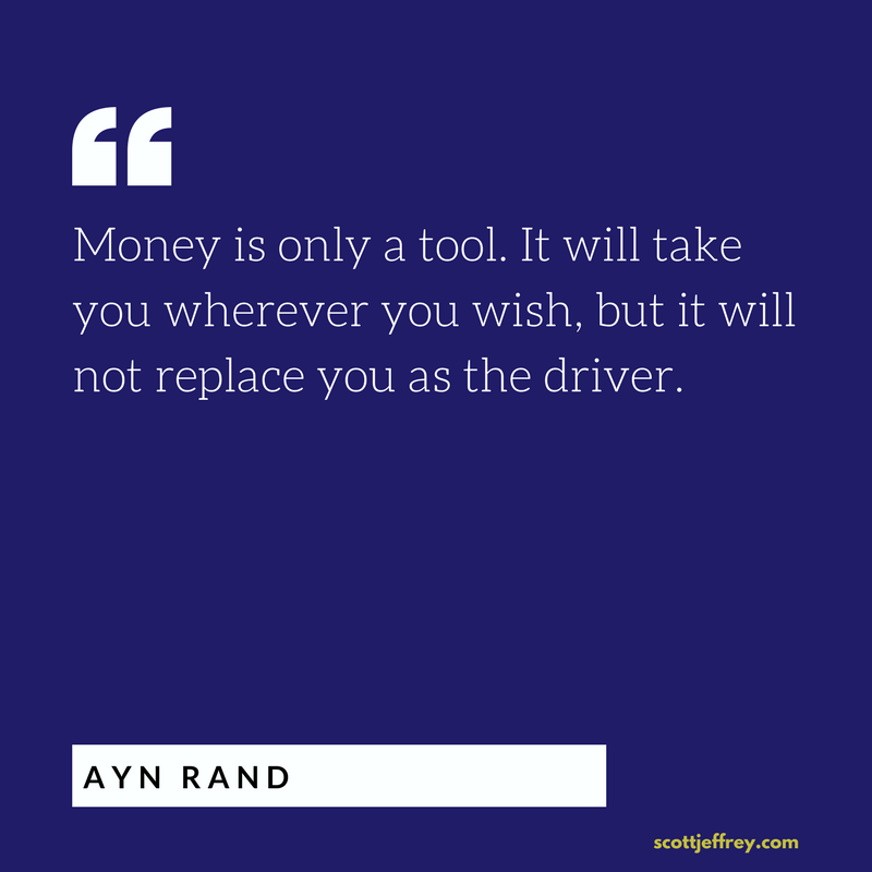 financial freedom quote