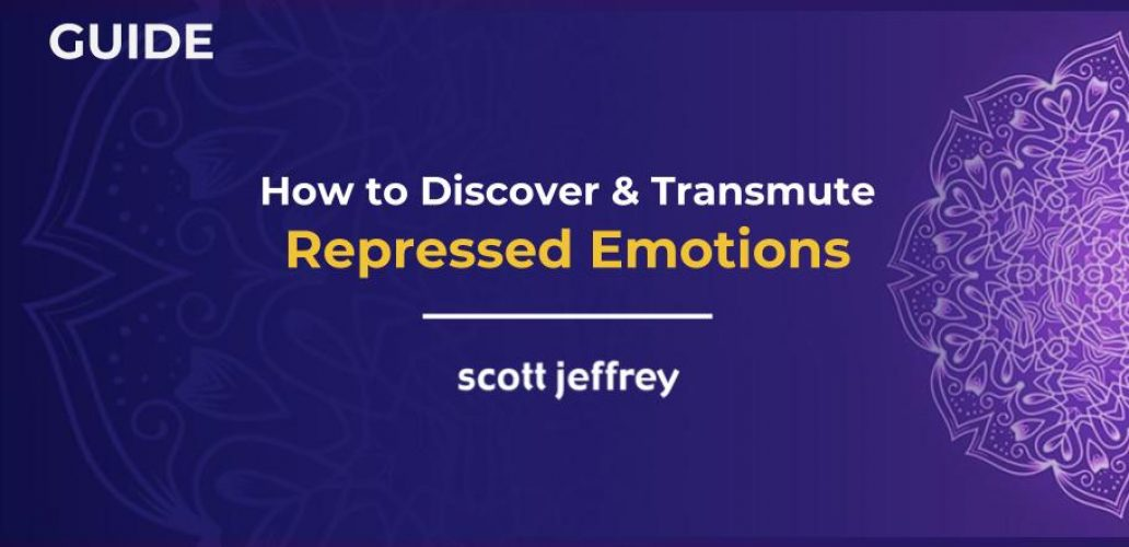 Repressed Emotions: A Definitive Guide to Liberating Yourself