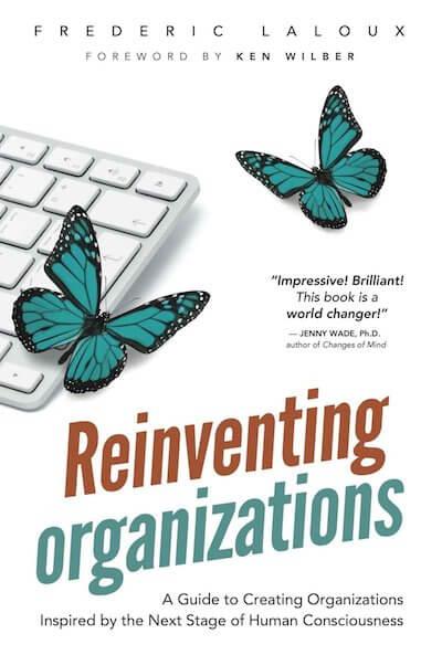 reinventing organizations spiral dynamics