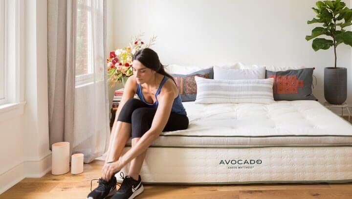 Avocado green mattress review best organic