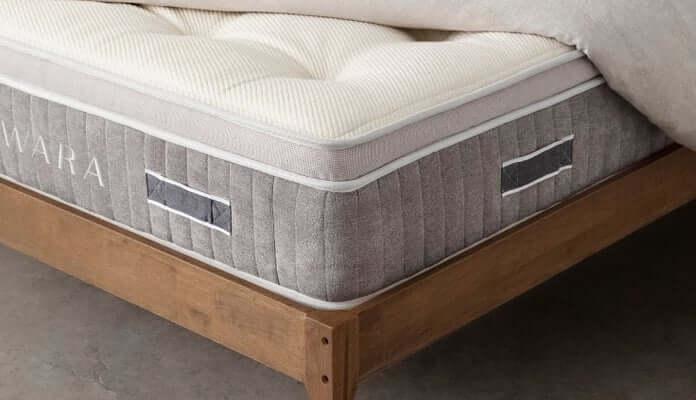 natural latex mattress review