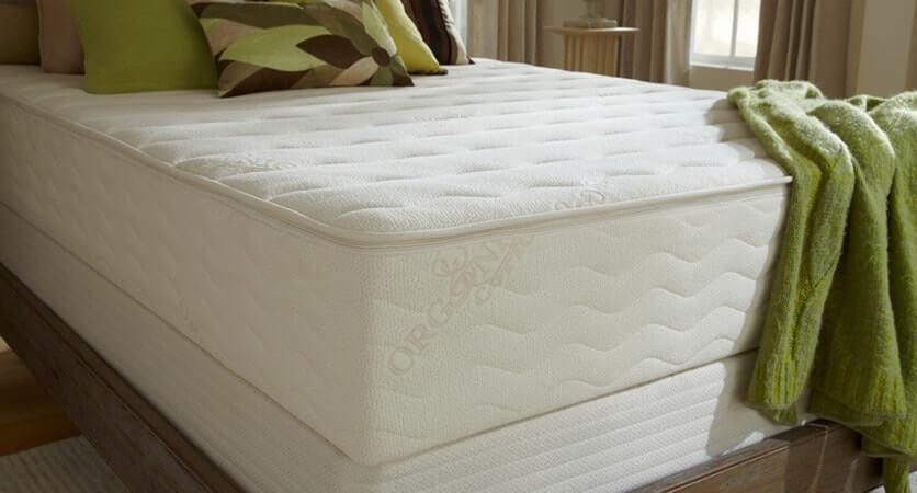 organic mattresses botanical bliss
