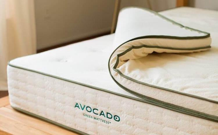 best organic mattress toppers avocado