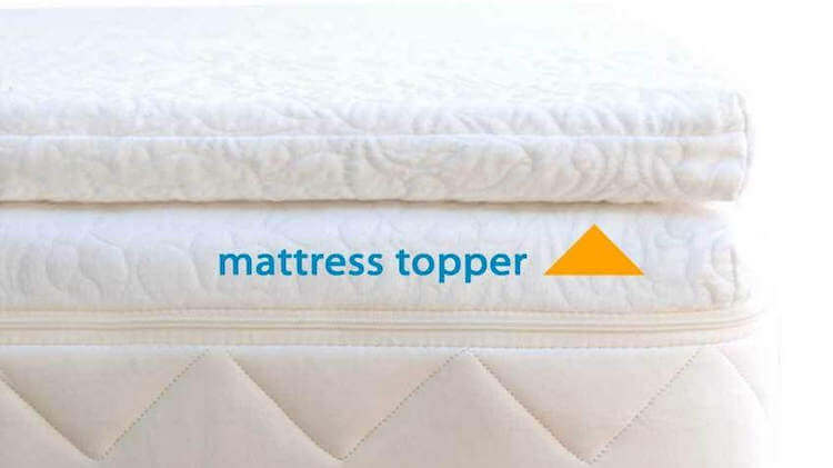 best mattress topper happsy