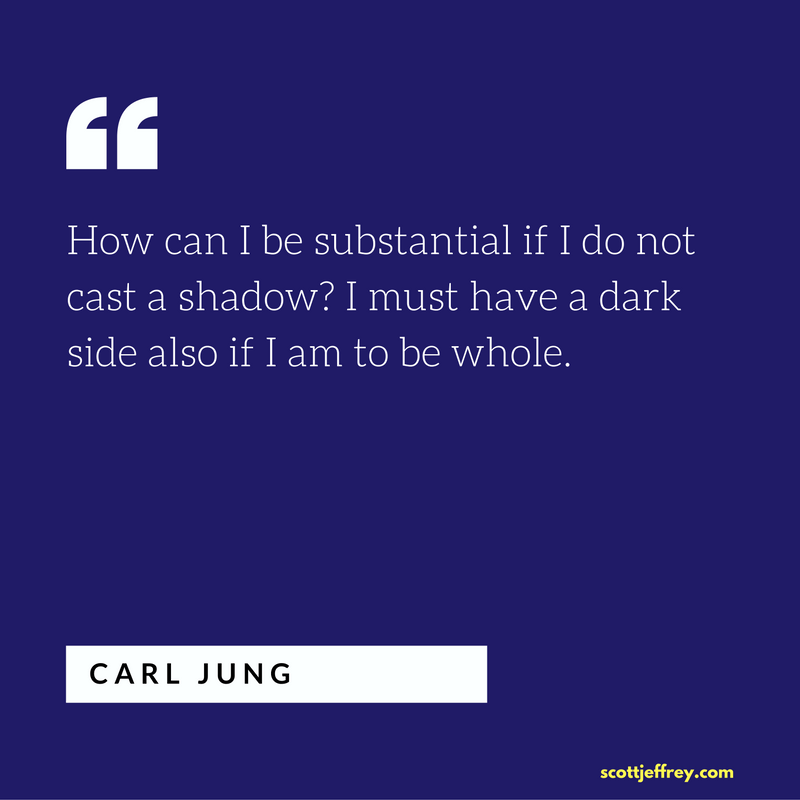 shadow work carl jung